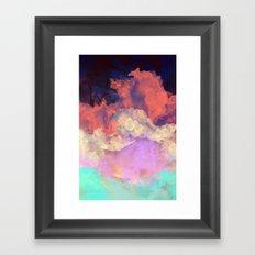 Into The Sun Framed Art Print