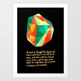 Shape Art Print