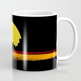 minimal sunset Coffee Mug