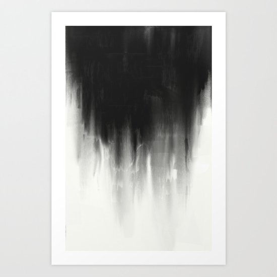 Wipe the Dream Art Print