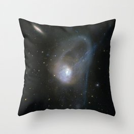NGC 3921 Throw Pillow