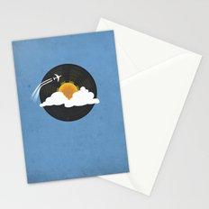 Sunburst Records Stationery Cards