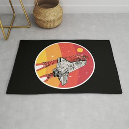 Mission Of Fire Rug