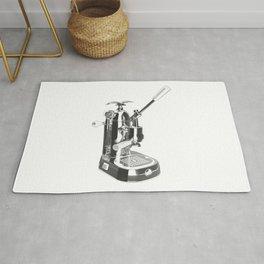 Romantica La Pavoni Professional Lever Espresso Machine Rug