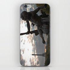 Angels in Paris iPhone & iPod Skin