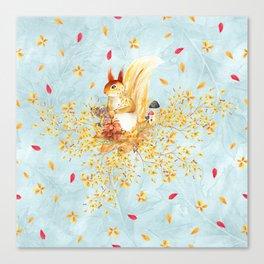 Autumn leaves #35 Canvas Print