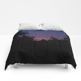 Sunset o the Maldives Comforters