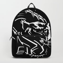 The Black Panther Backpack