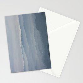Blue Morning Stationery Cards