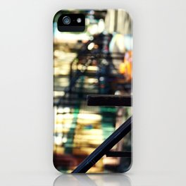 Guernsey Street in Brooklyn  iPhone Case