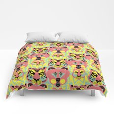 Modular Lions and Tigers and Bears. Comforters