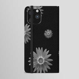 Monochrome iPhone Wallet Case
