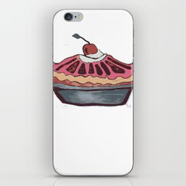 Cherry Pie iPhone Skin