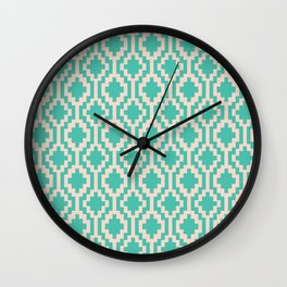 Mapuche Florida Keys Wall Clock