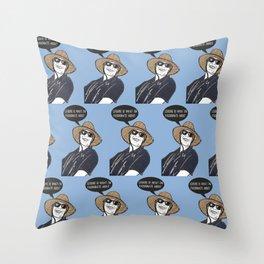Leisure Throw Pillow