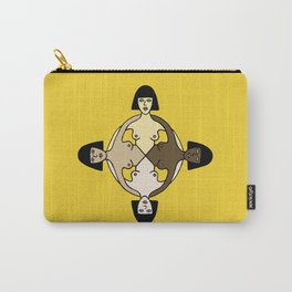 Boob Circle Carry-All Pouch