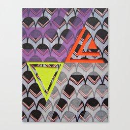 SUNCHOKE #1 Canvas Print