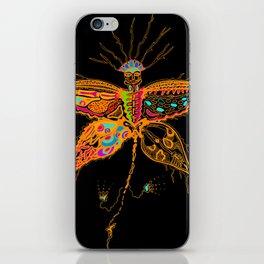 Butterfly Spirit iPhone Skin