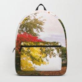 New York City Autumn Backpack