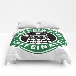 Dalek Caffeinate Comforters
