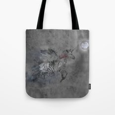Safari moon Tote Bag
