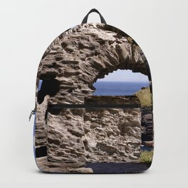 Tintagel Castle Gateway Backpack