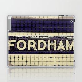 Fordham Laptop & iPad Skin