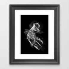 ossitext1 Framed Art Print