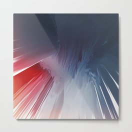 Frequency Metal Print