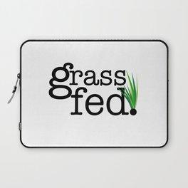 Grass Fed Laptop Sleeve
