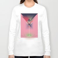 gatsby Long Sleeve T-shirts featuring Gatsby by marcus marritt