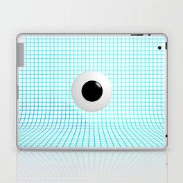Clear Eye - Graph Paper Laptop & iPad Skin
