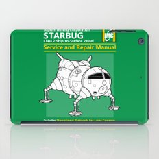 Starbug Service and Repair Manual iPad Case