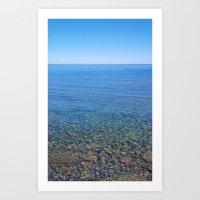 Georgian Bay Art Print