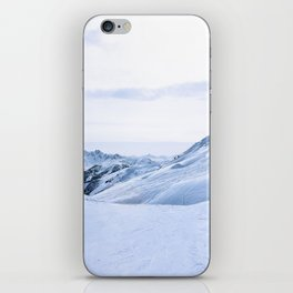 149. Perfect White, France iPhone Skin