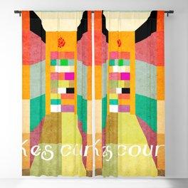 Creativity Blackout Curtain