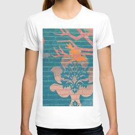 Wall Art Remix T-shirt