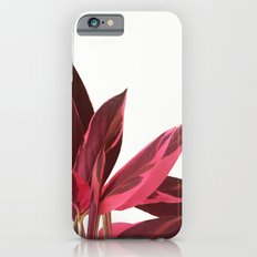Red Leaves II Slim Case iPhone 6s