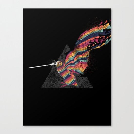 Boooom, Blast & Ruin Canvas Print