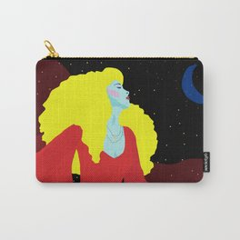 Like a Bell Through The Night Carry-All Pouch