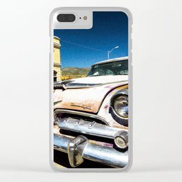 Lowell - Against the Grain Clear iPhone Case