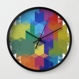 instalation Wall Clock