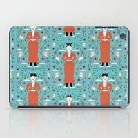 mary poppins iPad Cases featuring Mary Poppins by Carly Watts