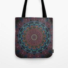 Love Wins Again Mandala Tote Bag