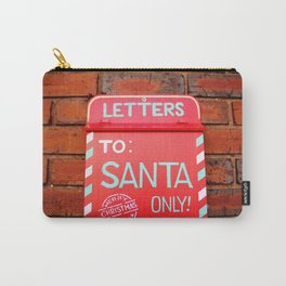 Magical Letters To Santa Carry-All Pouch