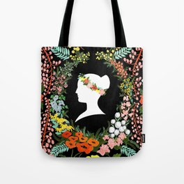 Language of Flowers  Tote Bag