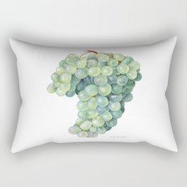 Green Grape Rectangular Pillow
