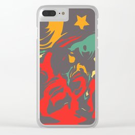 Obsession Clear iPhone Case
