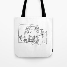 Abbey Road (?) Tote Bag