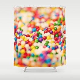Pretty Sprinkles Shower Curtain